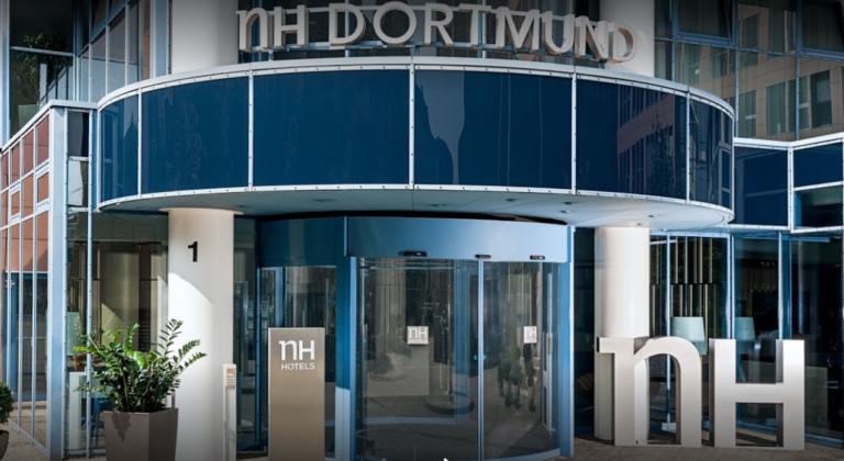 【ドルトムント・ホテル】NH Dortmund