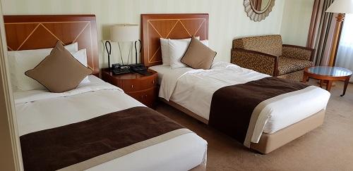 【海外居住者の特権】一時帰国中に無料で高級ホテルに宿泊する方法