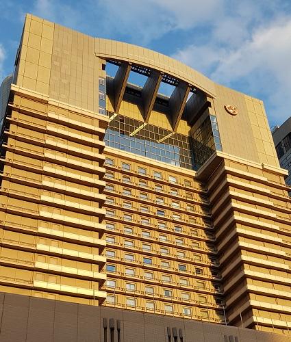 【大阪・ホテル】帝国ホテル大阪