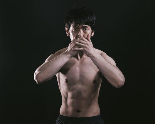 マラソンランナーの体脂肪率