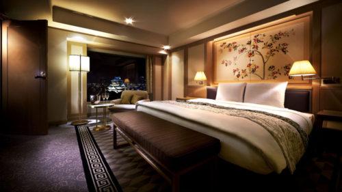 【大阪・ホテル】ホテルニューオータニ大阪(施設・客室編)
