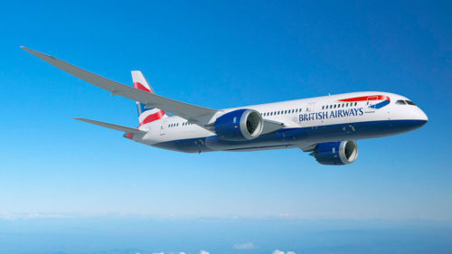 【ブリティッシュエアウェイズ・ビジネスクラス】BA916 ロンドン - フランクフルト