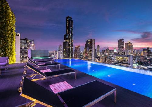 【バンコク・ホテル】Amara Bangkok(アマラバンコク)