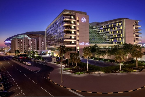 【カタール航空乗継でドーハ無料宿泊】Oryx Rotana Hotel